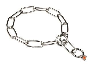 collar de ahogo metalico perro adiestrador perros ana masoliver