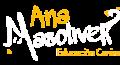 logo anamasoliver transparencia blanco naranja