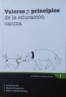 portada libro valores y principios de la educacion canina ana masoliver